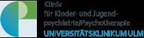 Kinder- und Jugendpsychotherapie/Psychiatrie Uniklinik Ulm Logo